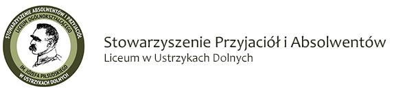 Stowarzyszenia Przyjaciół i Absolwentów Liceum w Ustrzykach Dolnych Logo